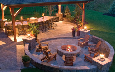 backyard raised patio ideas. Raised Patio Backyard Ideas